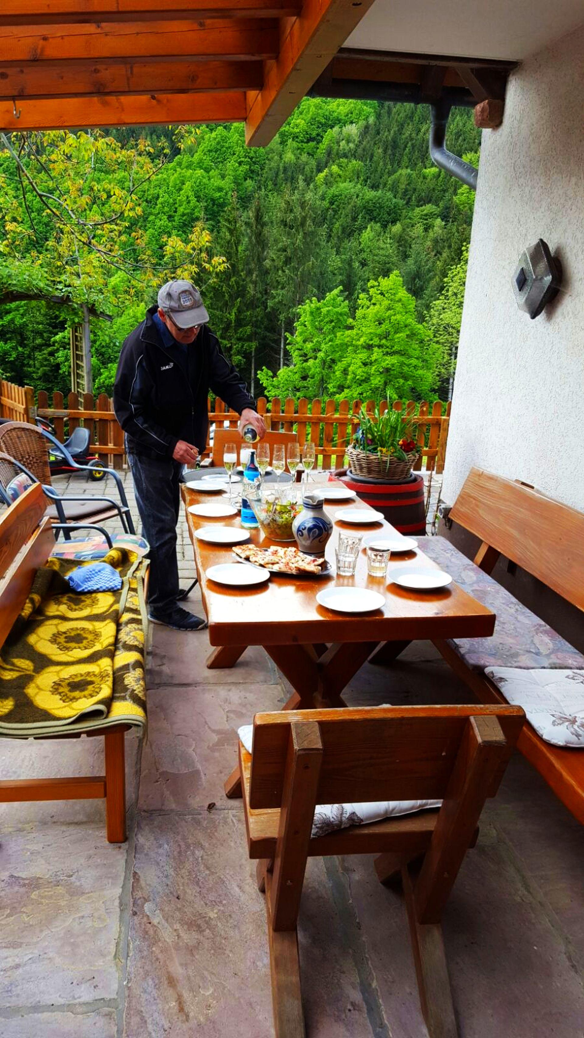 Gästeabend Vorbereitung