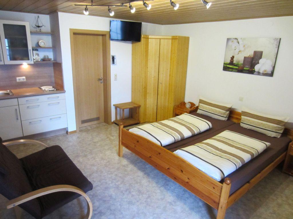 Appartement, Schlafbereich