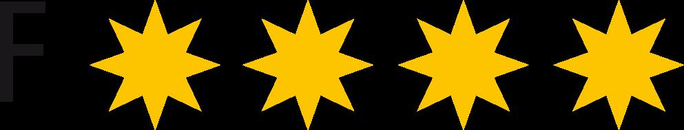 Klassifizierung 4 Sterne