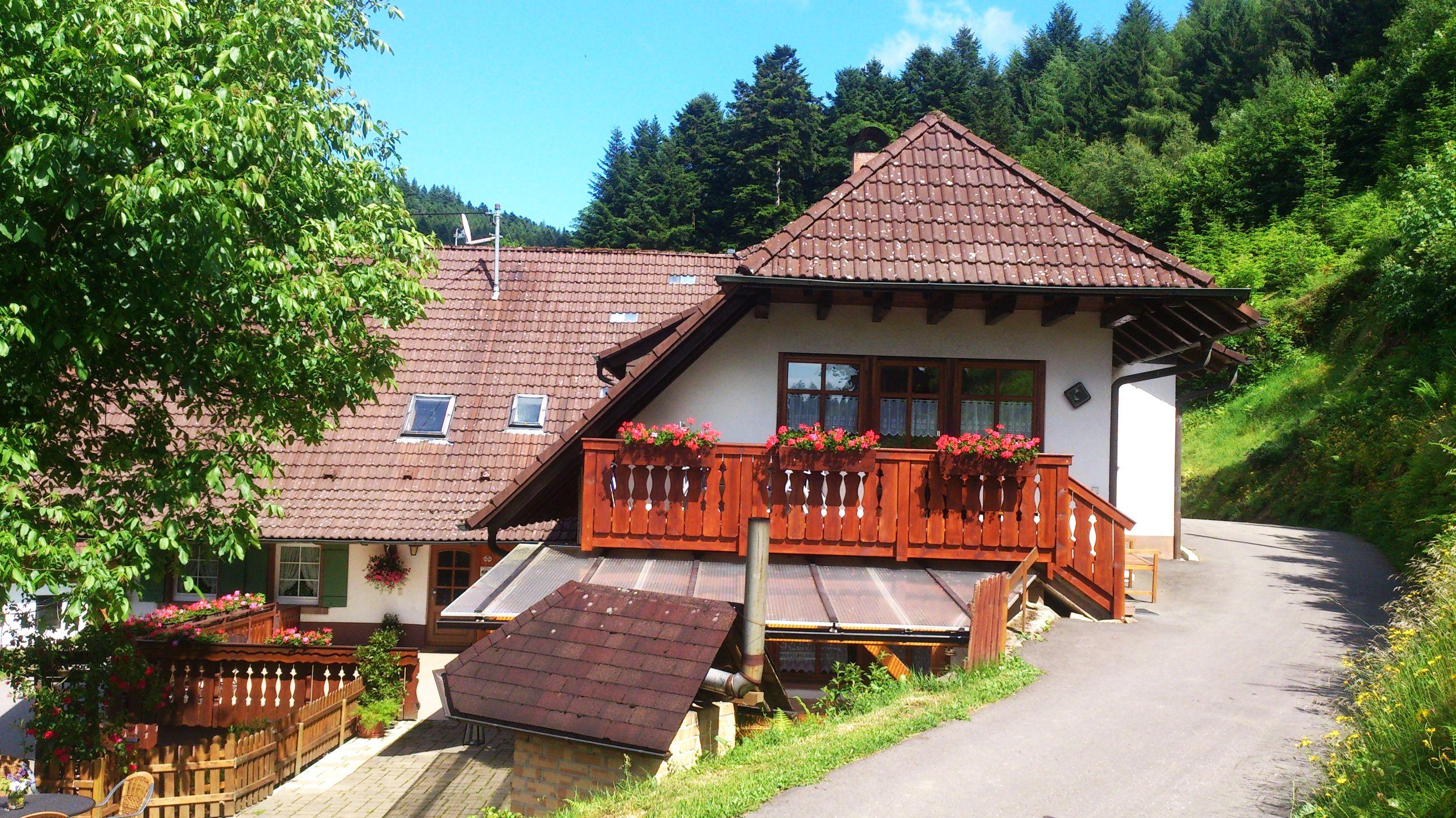 Ferienwohnung Balkonblick
