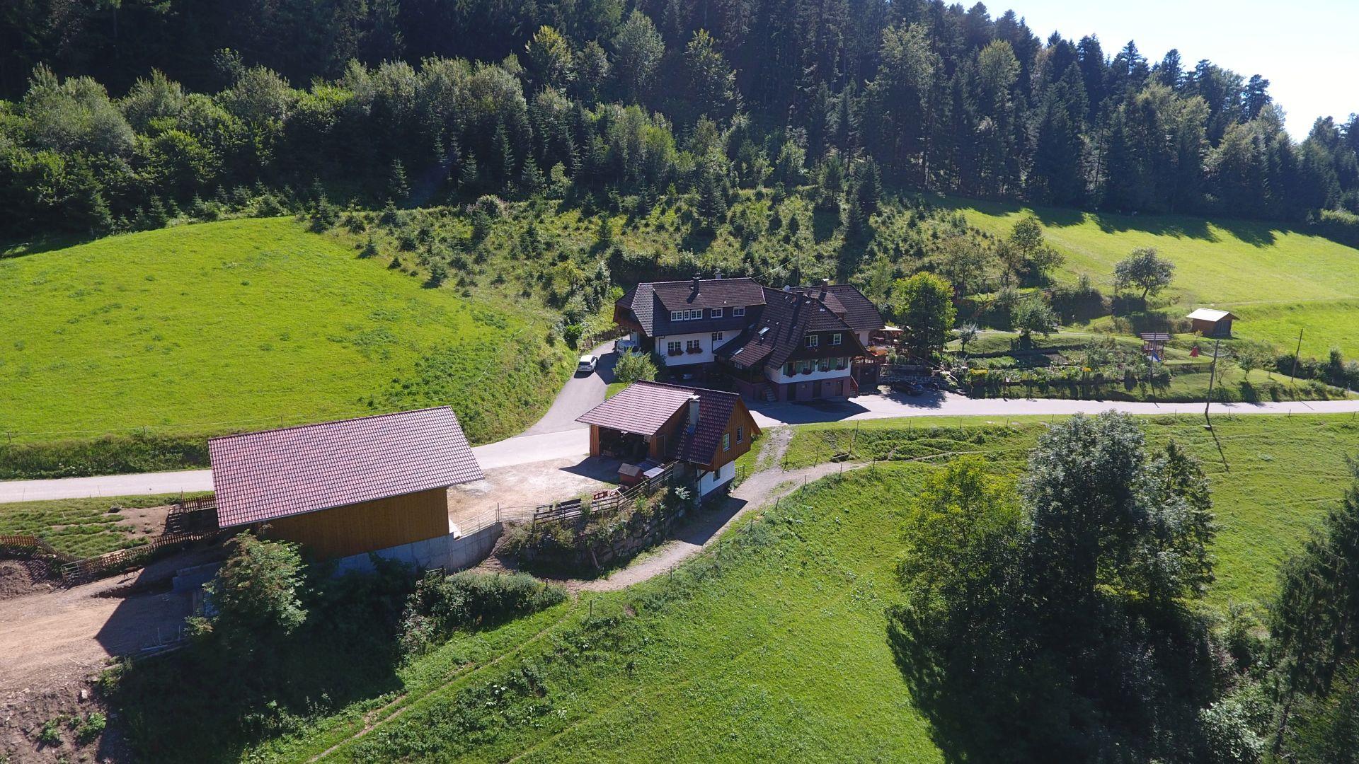 Schwarzwald Ferienwohnungen Gästezimmer Appartement in ruhiger Lage