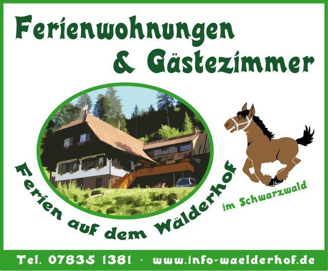 Ferien auf dem Waelderhof