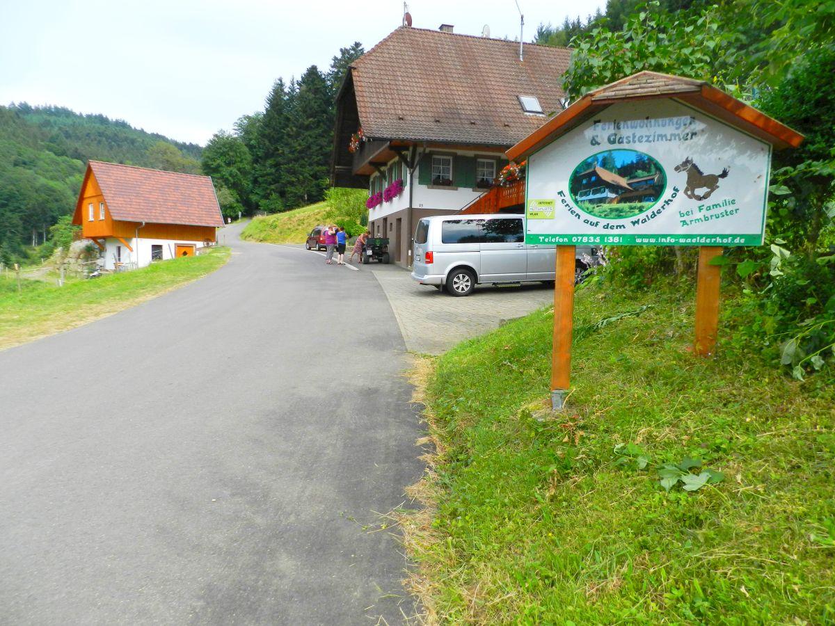 Der Wälderhof Ferienwohnungen im Schwarzwald Familie Armbruster